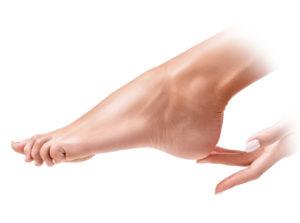 zdrowa stopa